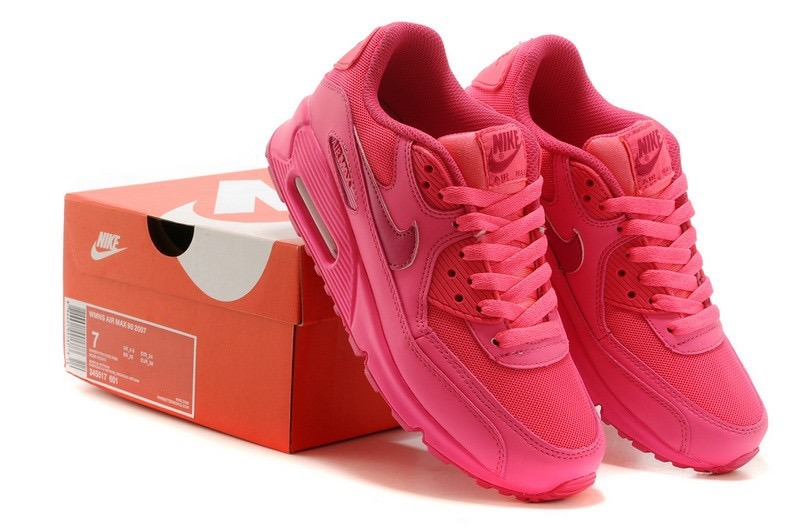 9cbc742236b56 tenis air max 90 rosa fucsia en caja hombre mujer envío dhl. Cargando zoom.