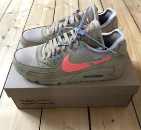 the best attitude f1de1 f7503 Tenis   Air Max 90 X Off White Unc
