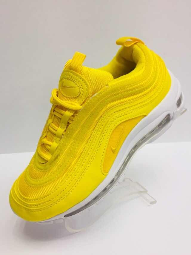 016ccc7bfb ... italy tenis air max 97 mujer amarillo. cargando zoom. a06ec 5d500