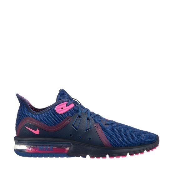Tenis Nike Air Max Sequent 3 Para Mujer. Último #24.5