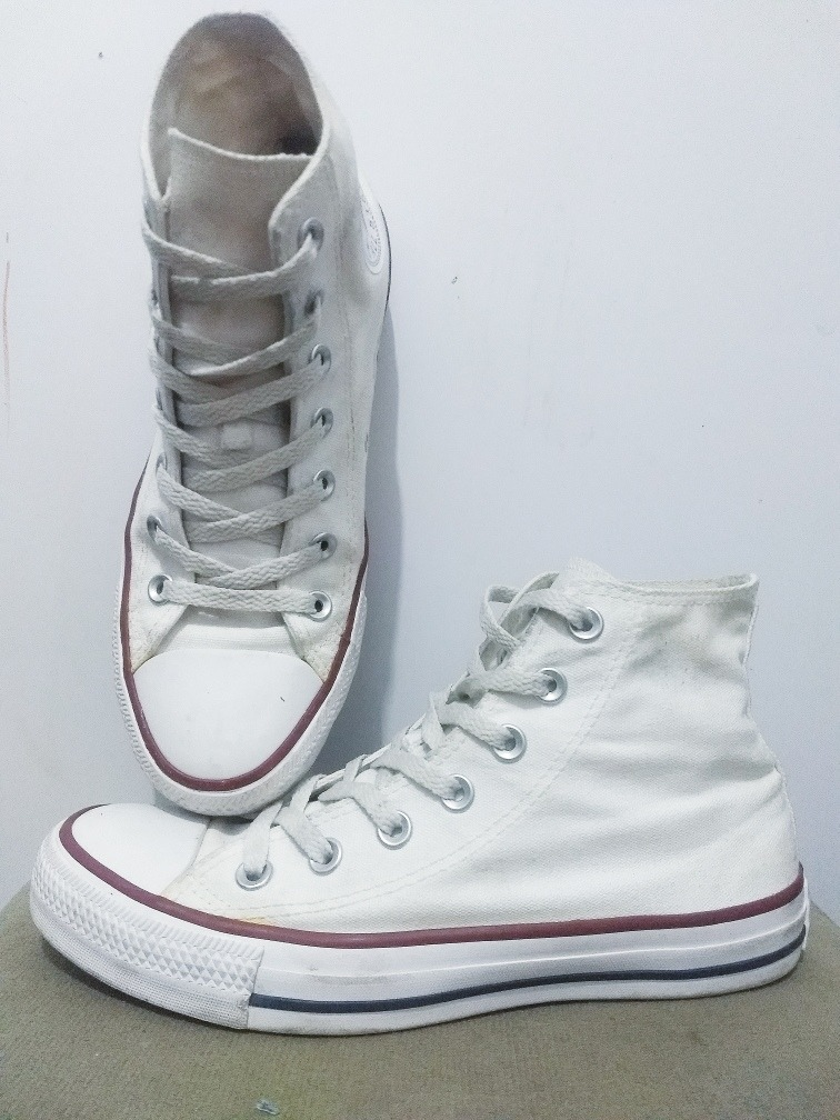 Tenis All Star Branco Original f657da57e29c8