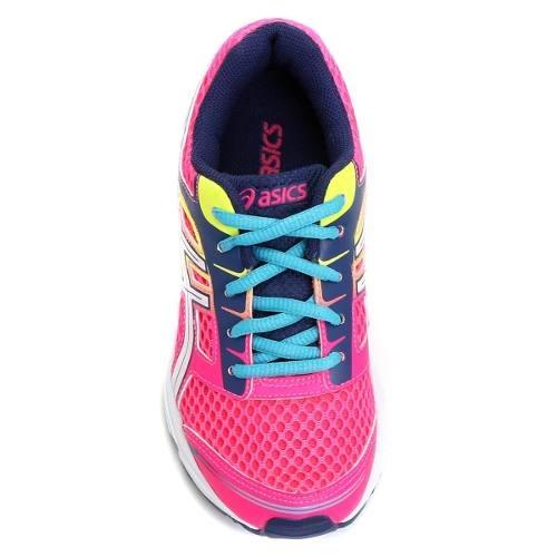 572227b163a Tenis Asics Buzz 2 Gs Rosa Menina Caminhada Infantil - R  174