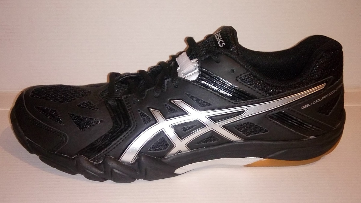 a3f6245a79 Tenis Asics Gel-courtcontrol Negro D Voleibol