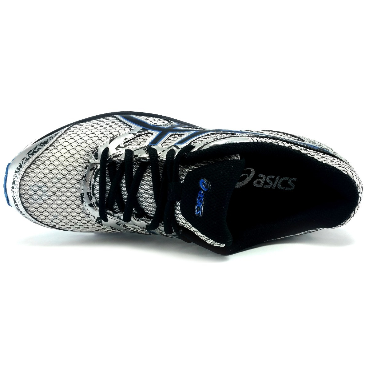 a59ea4440ba tenis asics gel excite 4 azul plata correr supinador. Cargando zoom.