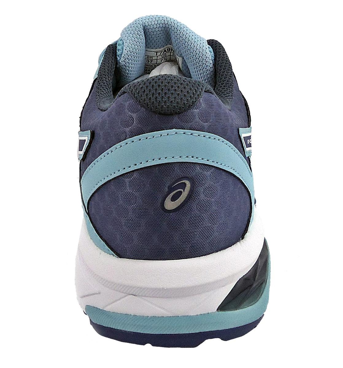 tenis asics gel gt-1000 6 feminino azul - pronta entrega. Carregando zoom. 81100e05d406c