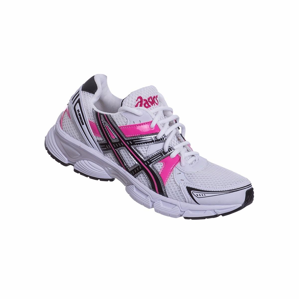 5c10f879fd2 tenis asics gel impression feminino caminhada corrida macio. Carregando  zoom.