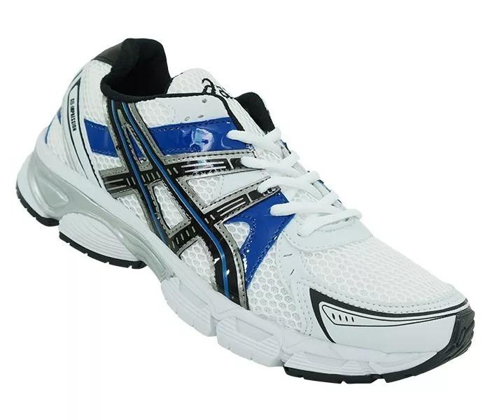 Tenis Asics Gel Impression Masculino Caminhada Corrida Macio - R ... 1ad6ef4144467