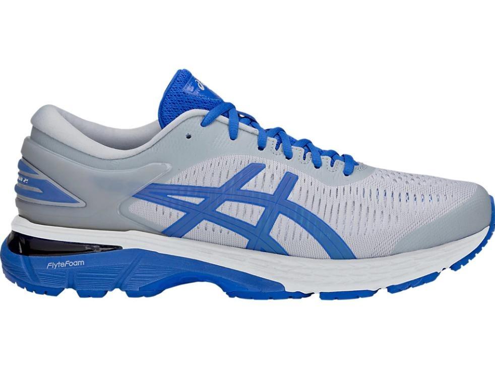 470987c21 tenis asics gel- kayano 25 lite show gris azul dama run24. Cargando zoom.