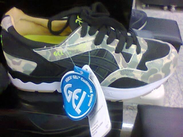 best service 663d7 0165f Tenis Asics Gel Lyte 5 Preto C/ Exercito Nº38 Ao 43 Original