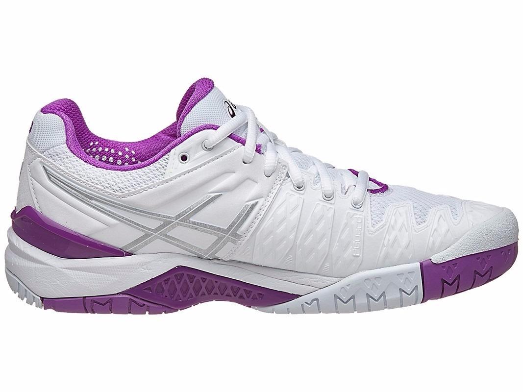 tenis asics gel resolution 6 mujer los mas comodos tennis. Cargando zoom. fd78b86321728