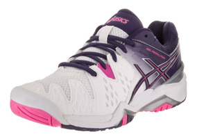 Mujer Nike Tenis Asics Tennis 6 Gel Modelo 2018 Resolution vNmywnOP80