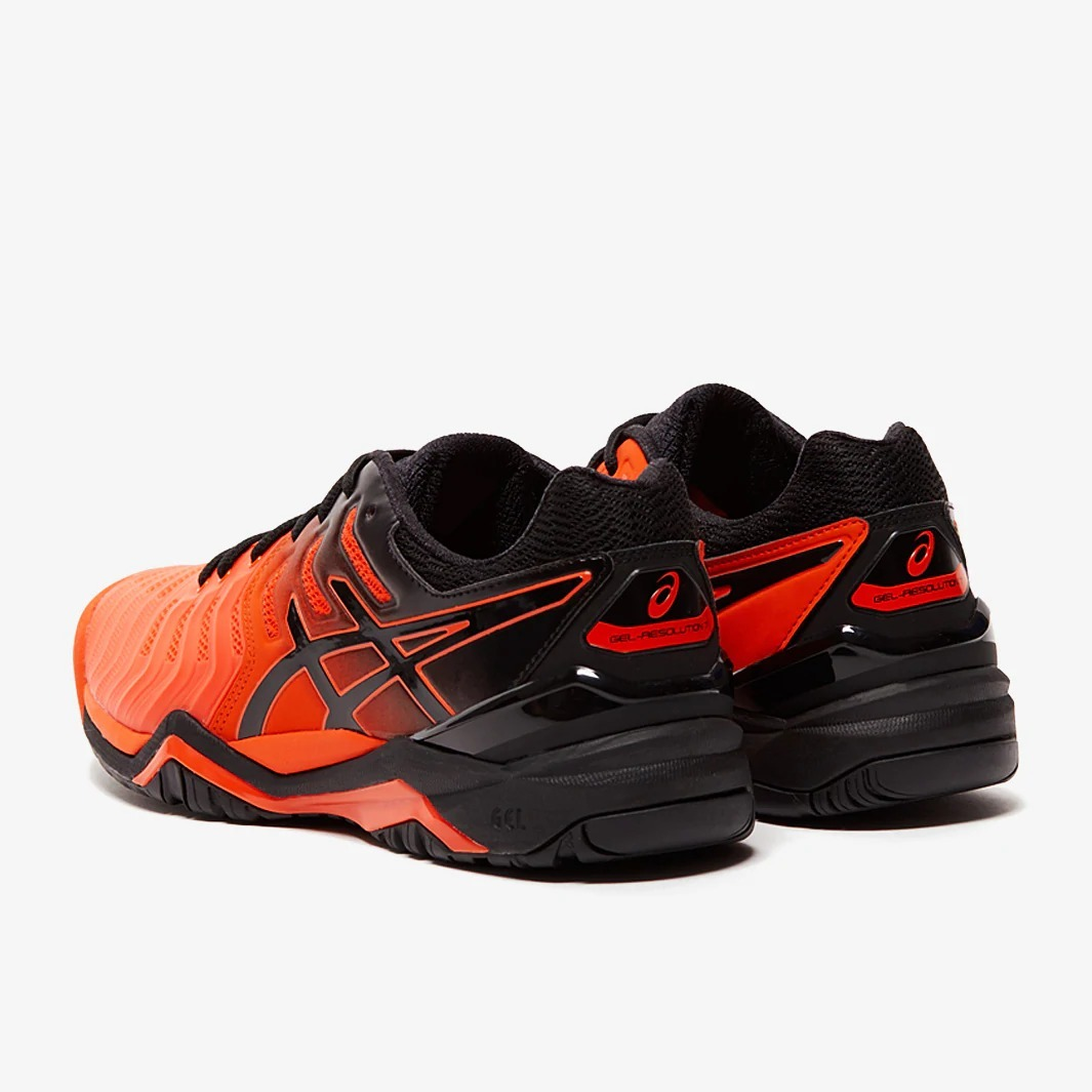 57666771c93 tenis asics gel - resolution 7 clay. Carregando zoom.