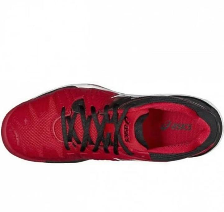 Tenis Asics rojo