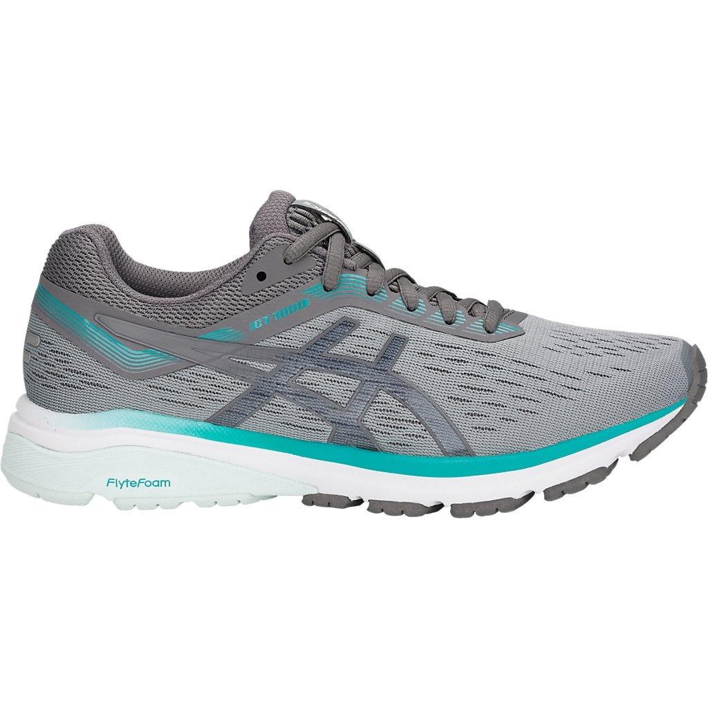 cd3101121df tenis asics gt 1000 7 gris correr running pronador. Cargando zoom.