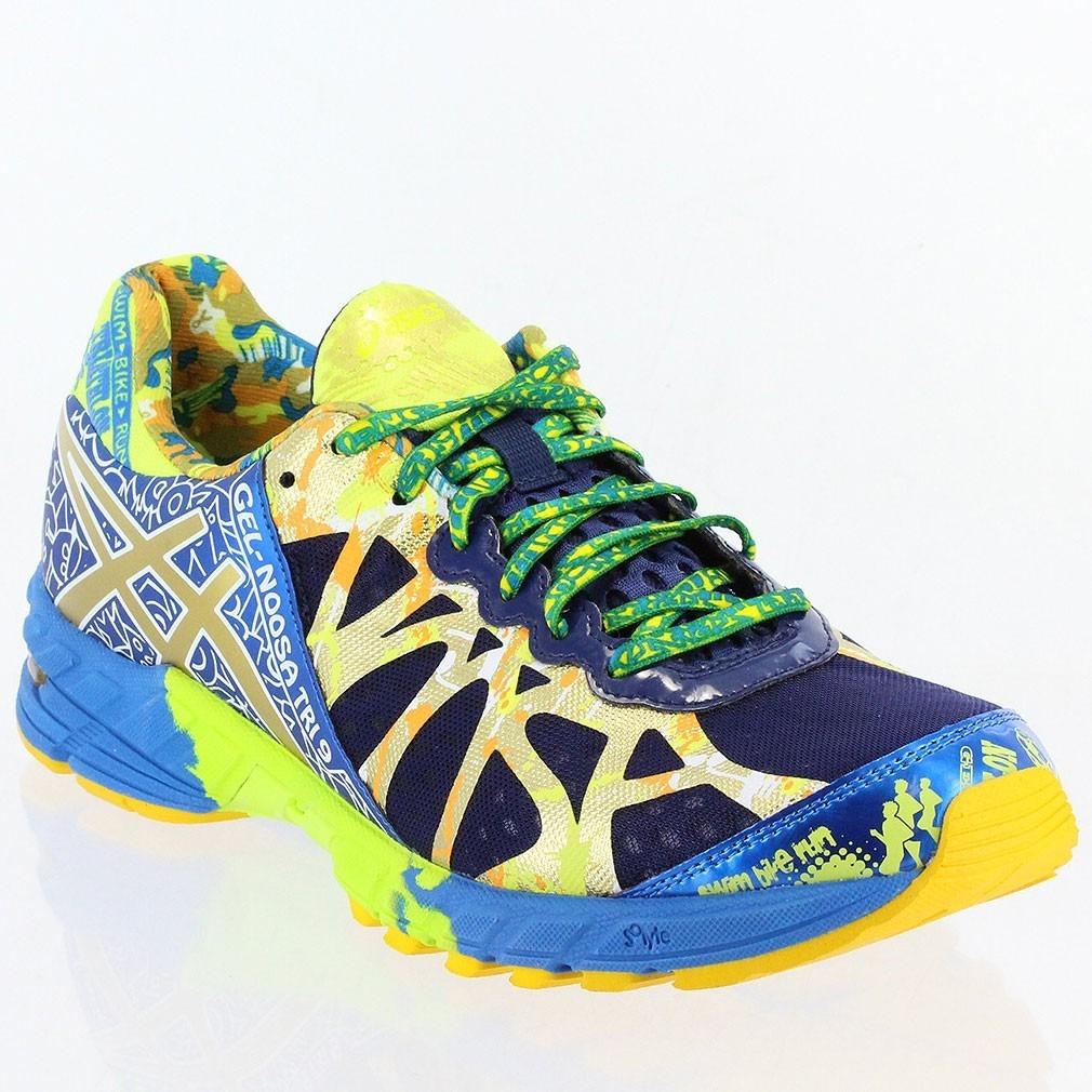 Tenis Asics Hombre Azul Gel Noosa Tri 9 Gr T4m1n4994
