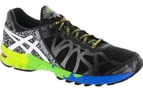 sports shoes 68a1d 217e2 Tenis Asics Hombre Negro Gel Noosa Tri 9 T408n9001
