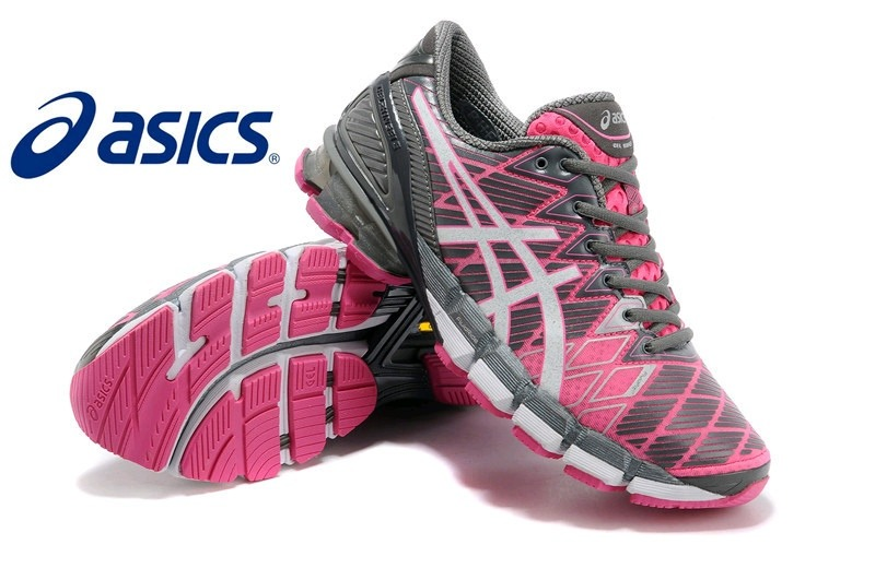 zapatos de correr asics mujer