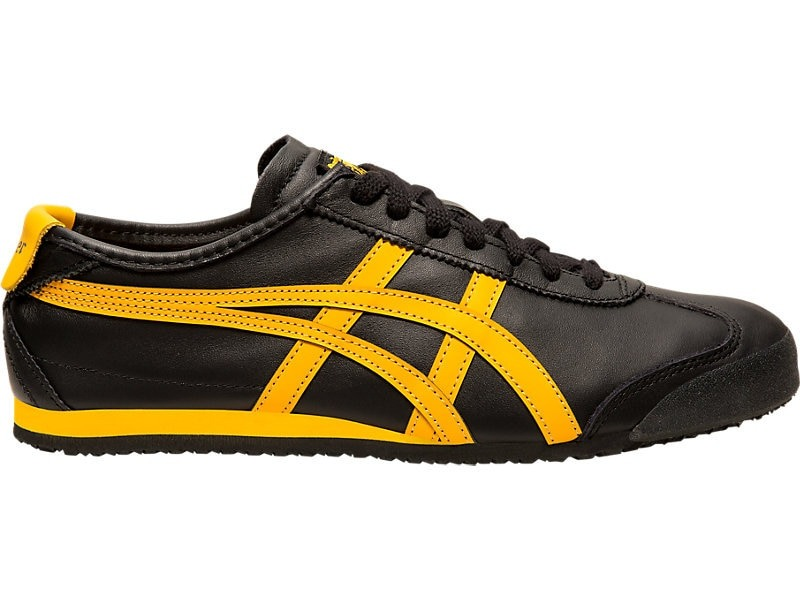 d3ceeca1009ad tenis asics onitsuka tiger mexico 66 black yellow. Cargando zoom.