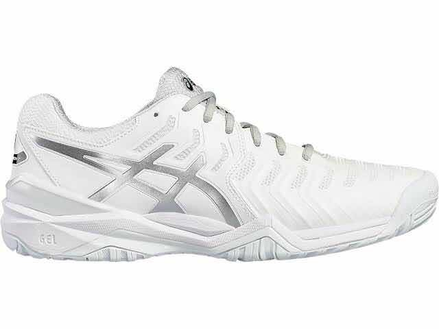bcea2f22537 Tenis Asics Resolution 7 Para Tennis