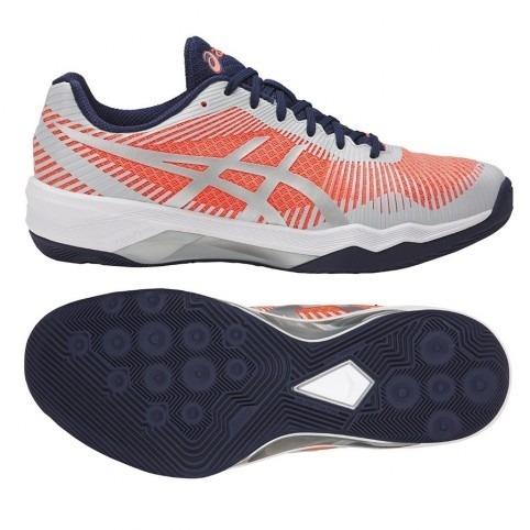31b8f42bdf Tenis Asics Volley Elite Ff Feminino V2mshop - R  399