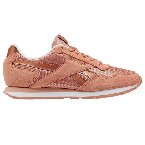 tenis atleticos classic royal glide mujer reebok bd2777