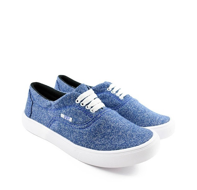 diseño de calidad 0dd85 425de Tenis Azules Jaspeado Boga 504 Mona Shoes
