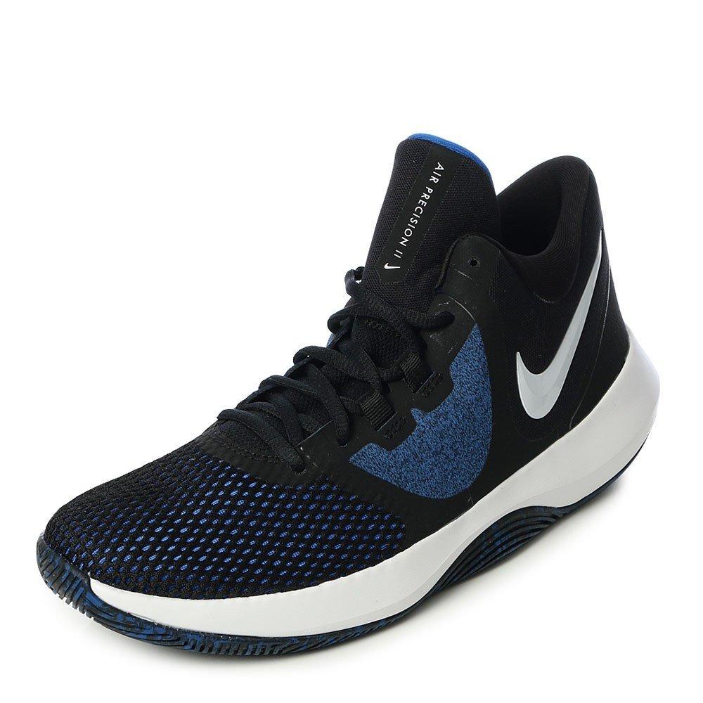 b7b10804e08 tenis basket nike air precision 2 negro-azul caballero. Cargando zoom.