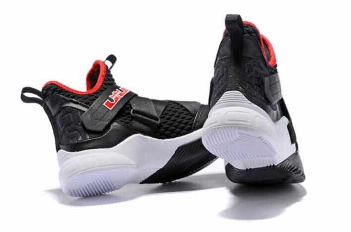 new products 0f009 88bb0 Tenis Básquet Nike Lebron Soldier Xii / Msi / #25 Al #31 Cm