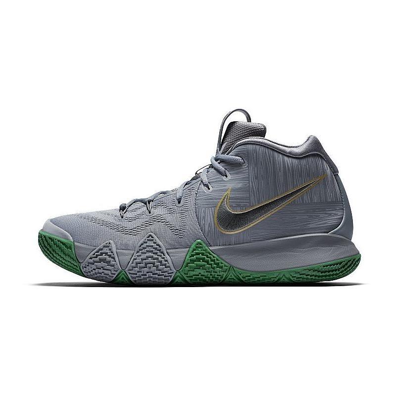 7b115a96e133c Tenis Basquetbol Nike Kyrie 4 Gris Kyrie Irving -   2