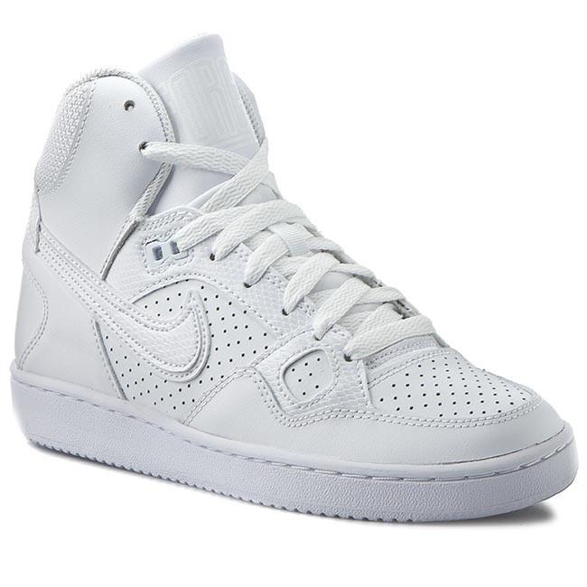 quality design 53ebe ff97a tenis blancos de bota nike casual basquet médico escolar