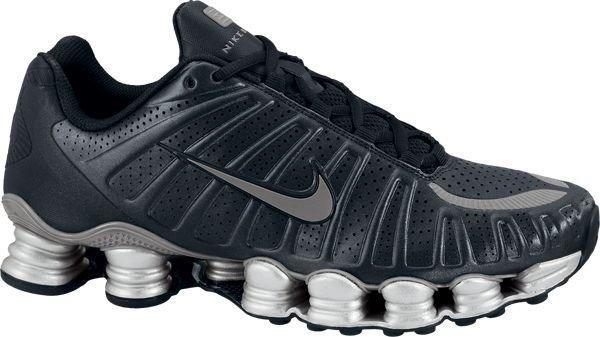 88f2347a688 Tenis Blancos Nike Shox Tlx Negros Con Gris Modelo Horuga ...