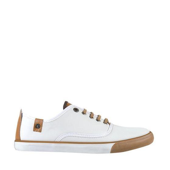 2ac1c65f3 Tenis Blancos Pepe Jeans London Para Hombre - $ 1,089.00 en Mercado ...