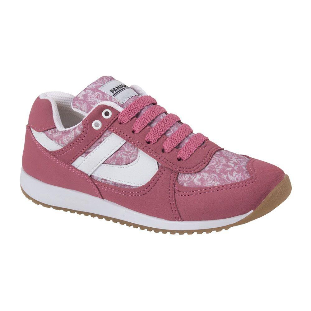 596535959ce Tenis Bonitos Comodos Panam Color Rosa Sintetico Ur116 -   454.00 en ...