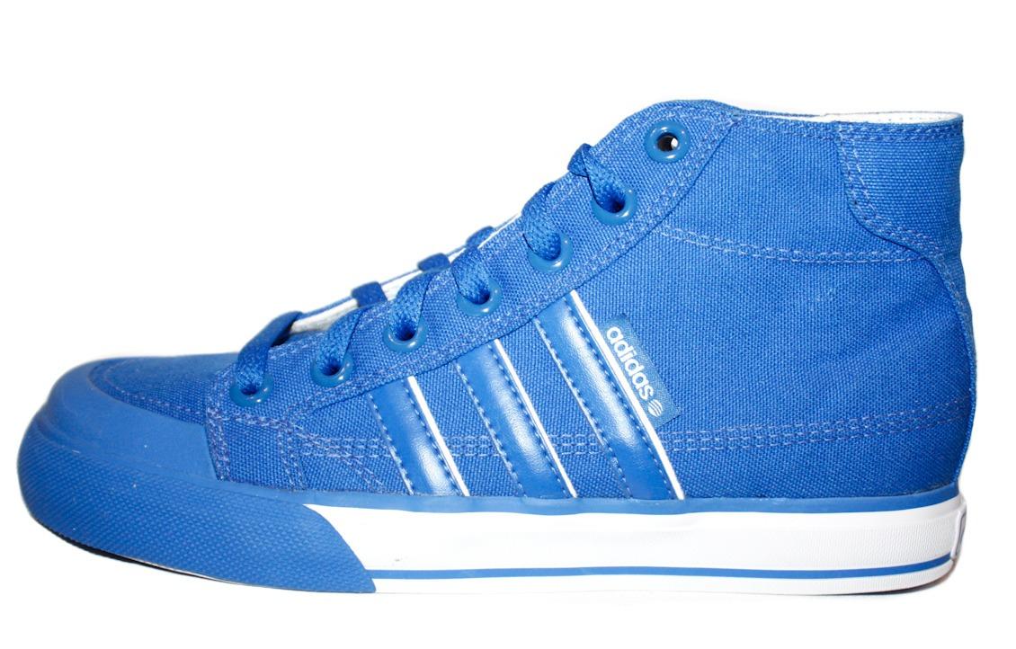 tenis bota adidas azul rey 23.5 casuales neo nuevos. Cargando zoom. 521e0fc1d115b