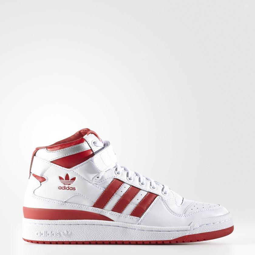 02056815650ab9 tenis bota adidas originals forum mid refined retro hombres. Cargando zoom.