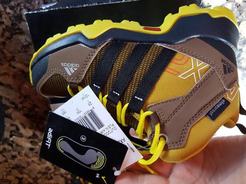 tenis bota adidas outdoor boys niños ax2 100%originales