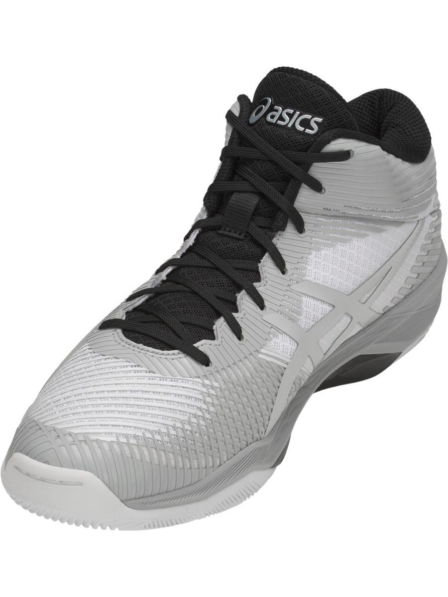 03575ed11d2 Tenis Bota Asics Elite Mt Gris Voleibol