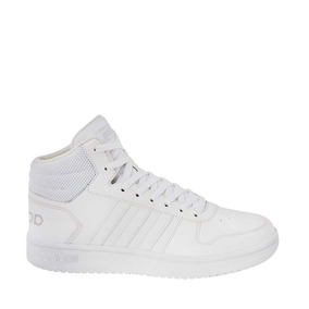 Xh723 Adidas Bota Color Blanco Sintetico Tenis Casual sQrdth