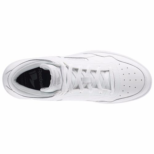 tenis bota de piel royal reamaze 2 hombre reebok v69714