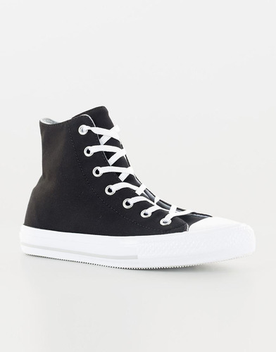 tenis bota negros - converse