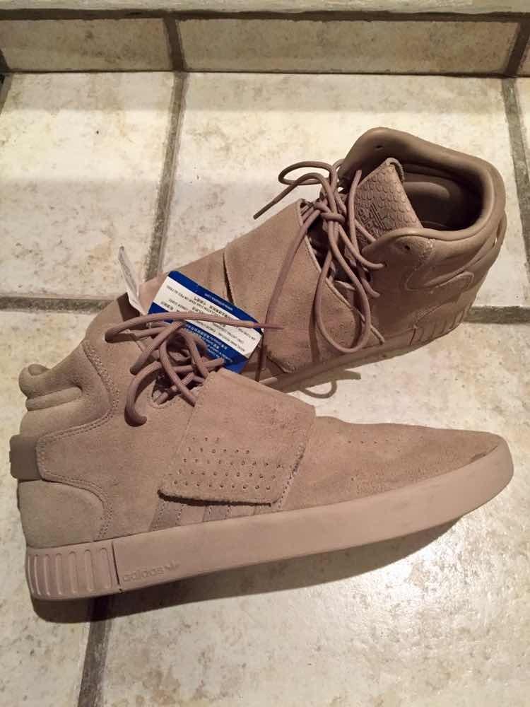 tenis botas adidas tubular originals estilo yeezy beige. Cargando zoom. db7108ced8dec