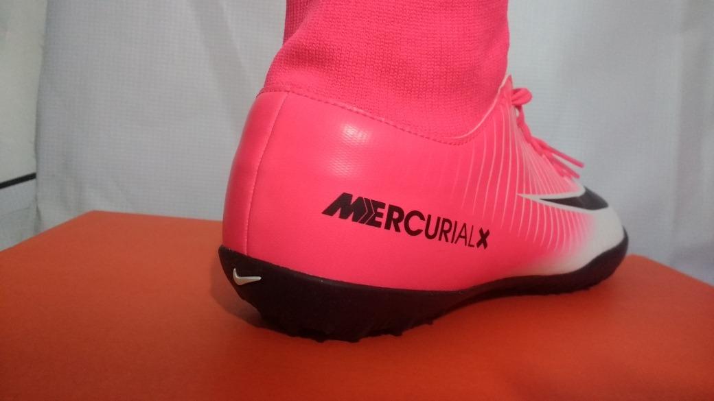 tenis botín multitaco nike mercurialx victory vi color rosa. Cargando zoom. ad120b78d75f1