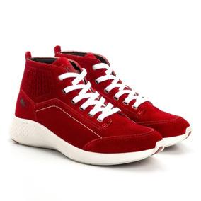 62013ef635 Bota Tenis Camurça Marfim Cano Alto Masculino Osklen - Sapatos no ...