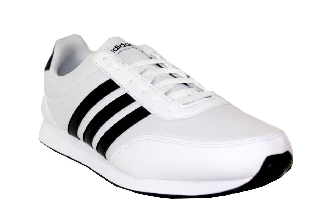 tenis branco 44 adidas 2.0 neo v racer original com nota. Carregando zoom. dbbef85af9d40