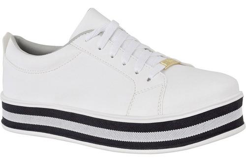 tenis branco preto feminino plataforma tendencia temporada