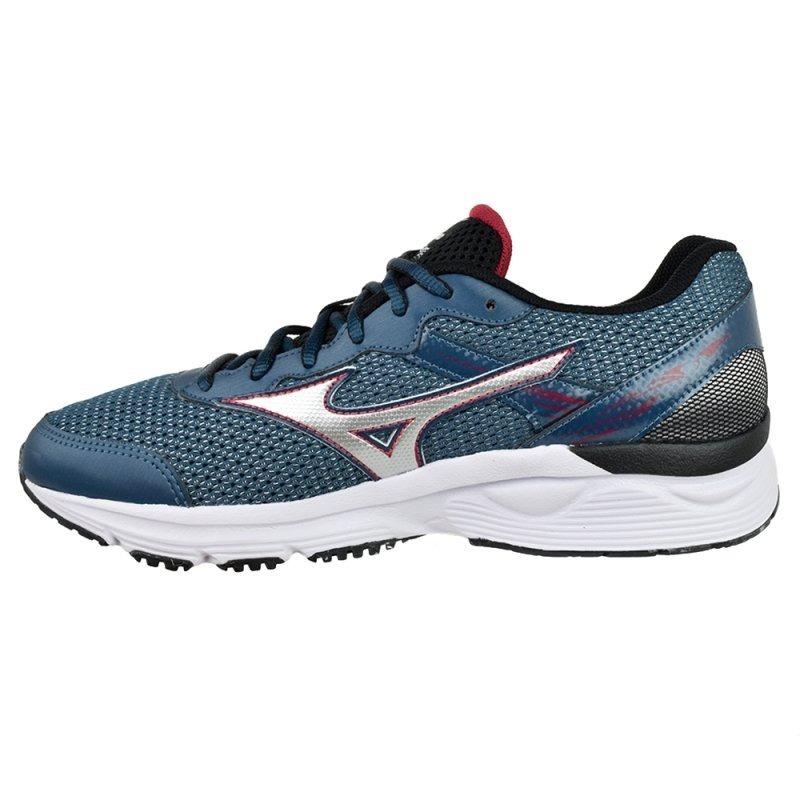 Tenis Brave N Mizuno Azul 2804af540055b