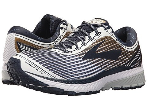 tenis brooks ghost 10 running caballero
