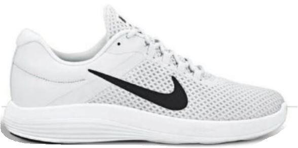 Tenis Caballero Nike Blancos Con Negro Envio Gratis -   1 4889417e809