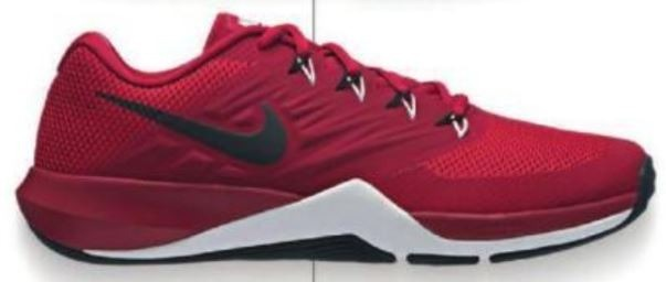 Tenis Caballero Nike Rojos Con Negro Envio Gratis -   1 fbd74eafbb5