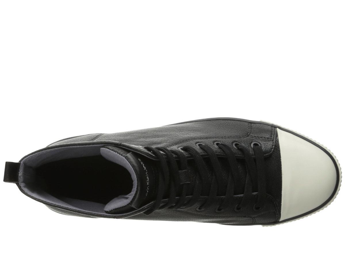 04b6a0bb285f1 Tenis Calvin Klein Tipo Converse Hombre (envío Gratis) -   1,199.00 ...